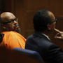 Suge Knight pleads to manslaughter over fatal confrontation, agrees to 28-year sentence