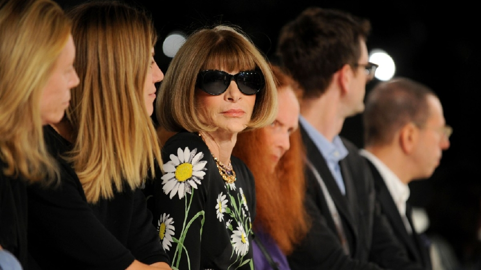 Vogue 39 s anna wintour got lost and cried after kanye west - Lost in vogue ...