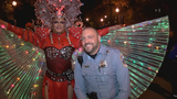 Hundreds line the streets for the 32nd annual 17th Street High Heel Race in DC