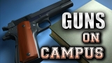 Judge denies last-minute attempt to block guns on Texas college campuses
