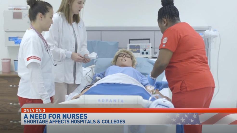 Nurse shortage fuels people to take advantage PSC RN