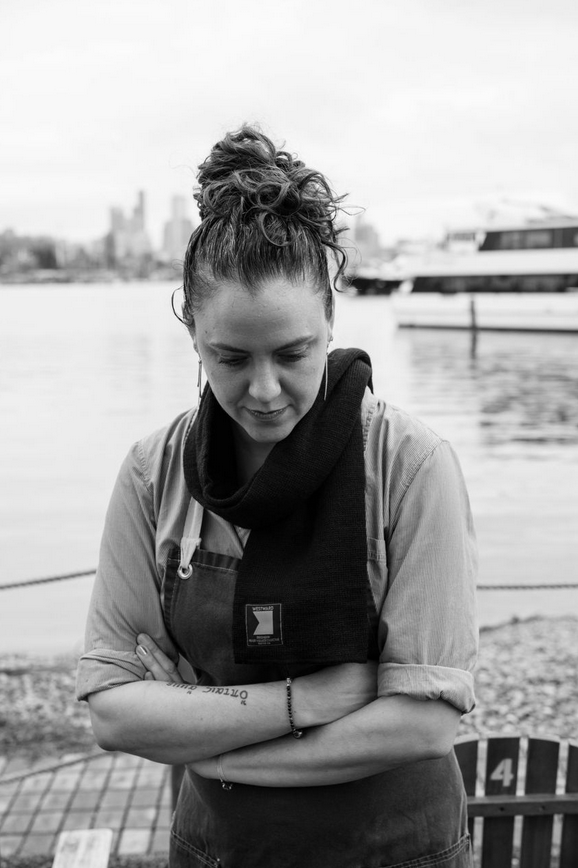 Chef Zoi Antonitsas of Westward; Seattle's most recent Food & Wine Best New Chef. (Image: Sarah Flotard)