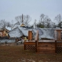 Damage by possible tornado in Barnwell County shown in photos