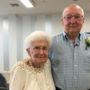 Local couple celebrates their 75th wedding anniversary by renewing vows