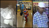 Crime roundup: Police search for shoplifting and burglary suspects