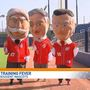 Astros and Nationals start Spring Training: What it takes to be a baseball team mascot