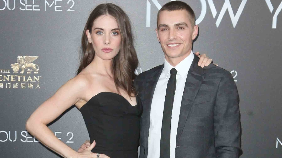 Dave franco pinpoints moment he fell for alison brie wjla world premiere of now you see me 2 held at amc loews lincoln square arrivals featuring alison brie dave franco where new york city new york m4hsunfo