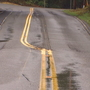 'Human error' blamed for narrow lane striping job on Snohomish County road
