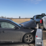 Woman sustains minor injuries in Davis County car crash