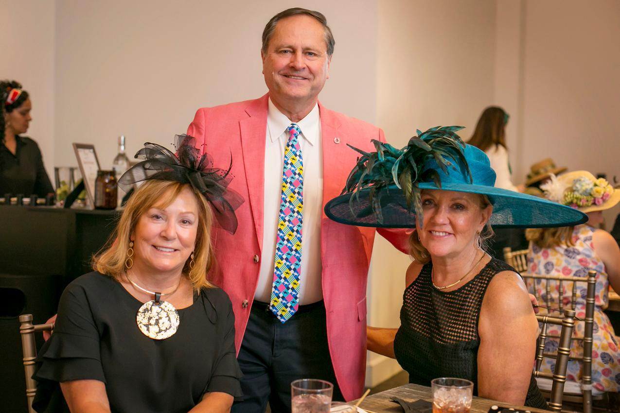 Becky Sykes, Tim Hershner, and Mary Beth Salyrs{ }/ Image: Mike Bresnen Photography{ }// Published: 4.17.19