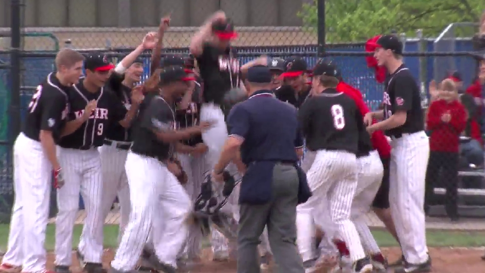 4.17.17 Video - Weir High vs. Madonna - baseball