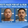 Arrests made in hit-and-run in Visalia