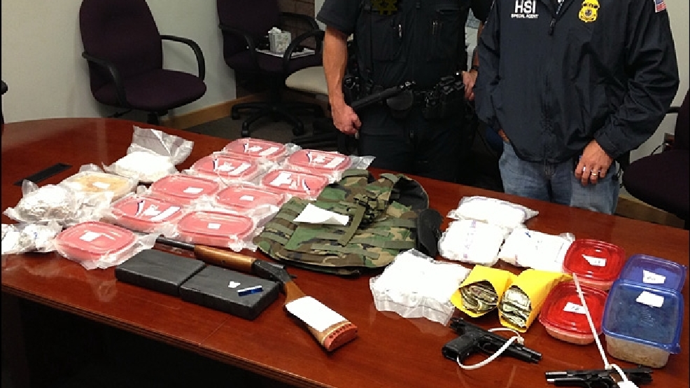 Officers make largest bust of hard drugs in Wenatchee history | KOMO