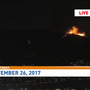 Wildfire near Corona, California forces evacuation of 1000 residents