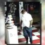 Caught on camera: Burglar throws rock into San Antonio business