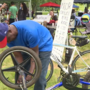 South Bend man is helping the community by fixing people's bikes