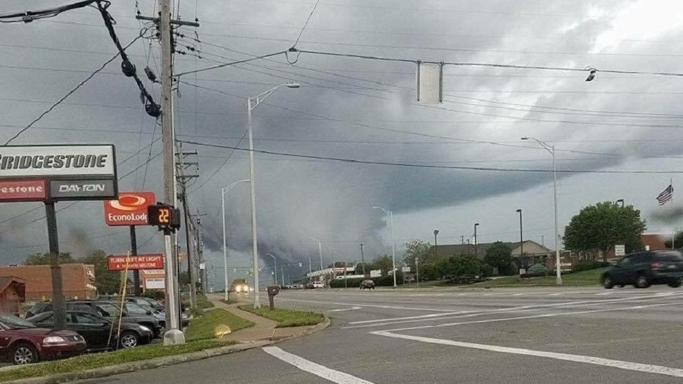 Kia Of Dayton >> NWS confirms tornado near Dayton | WSYX