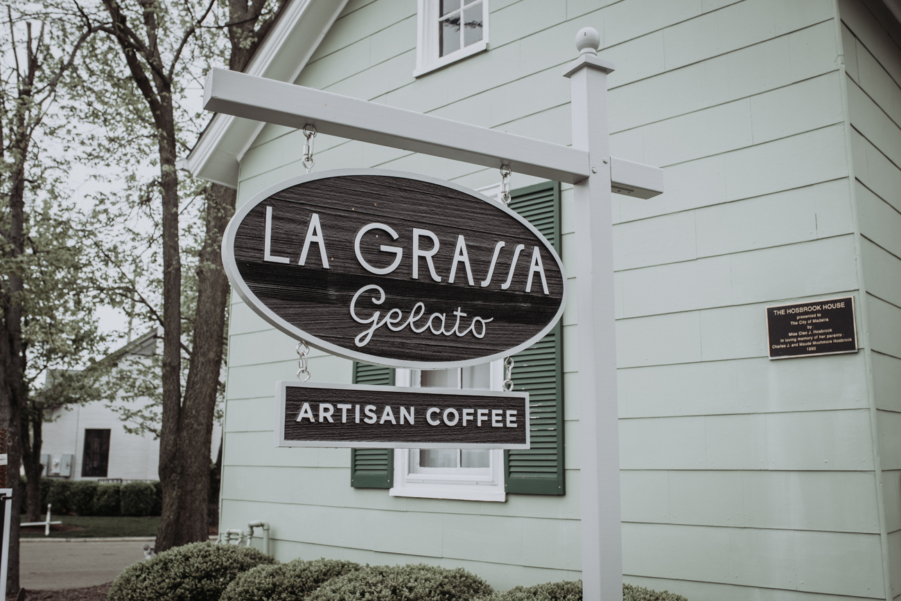 Located in Madeira, La Grassa Gelato offers housemade gelato and sorbetto on ice cream cones, cups, or by the pint. It's billed as an authentic Italian gelateria by owners Jared and Nick Wayne, who are also responsible for popular pizzerias A Tavola and Taglio, and owner John Berman. The three of them traveled to Italy to learn how to make gelato from the best in the business in order to bring the secret back to the Queen City. ADDRESS: 7014 Miami Avenue (45243) / Image: Brianna Long // Published: 5.24.18