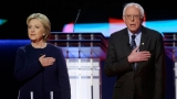 Debate: Clinton, Sanders urge Michigan governor to resign