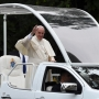 Pope visits Auschwitz, 3rd pope to do so