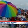 Pensacola Pride goers party on despite Alberto storm threat