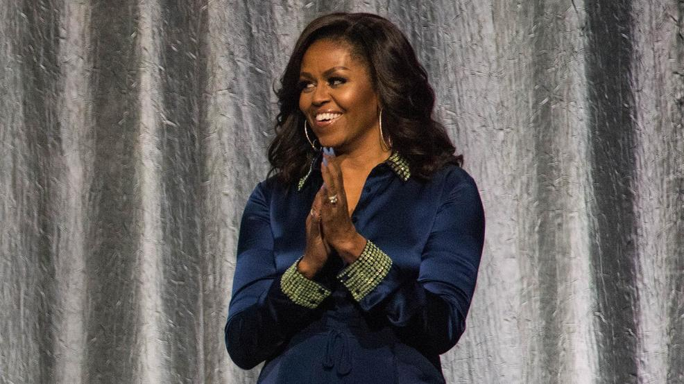 Michelle Obama brings her 'Becoming' tour to Portland