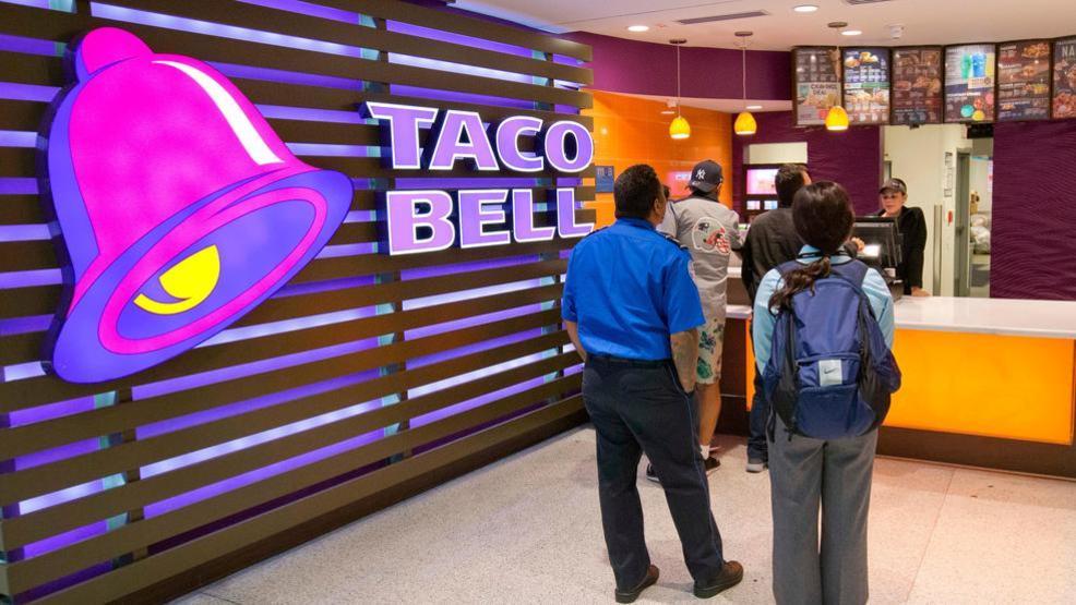 Taco Bell testing out vegetarian and vegan menu