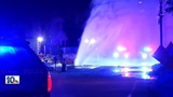Water main break creates flooding, traffic detours in Lincoln