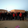Portage Northern teen who has been a victim of bullying escorted to school by bikers