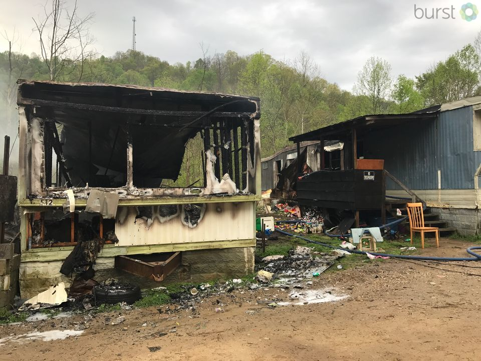 Officials said the fire occurred about 7 a.m. on Venture Drive in Danville. (WCHS/WVAH)