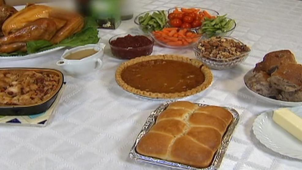 Champaign Area Places Serving Thanksgiving Dinner Wrsp