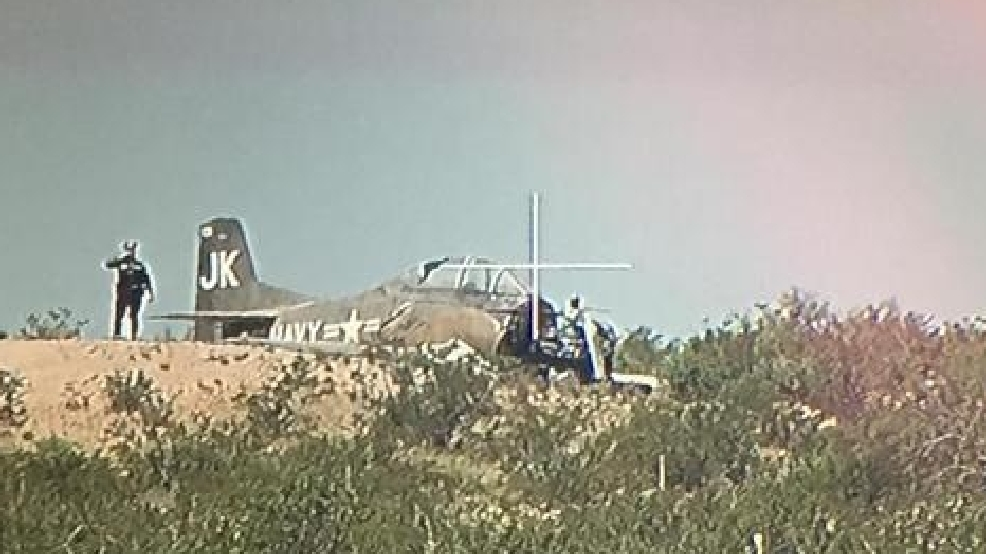 Toyota Las Cruces >> 2 injured in Navy plane crash near N.M. airport | News, Weather, Sports, Breaking News | WJLA