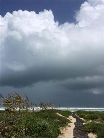 South Padre Island Clouds