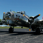B-17 Bomber makes special Tulsa stop