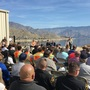 Groundbreaking held for long-planned Isabella Dam safety upgrades
