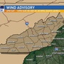 Wind Advisory issued beginning at 4 pm