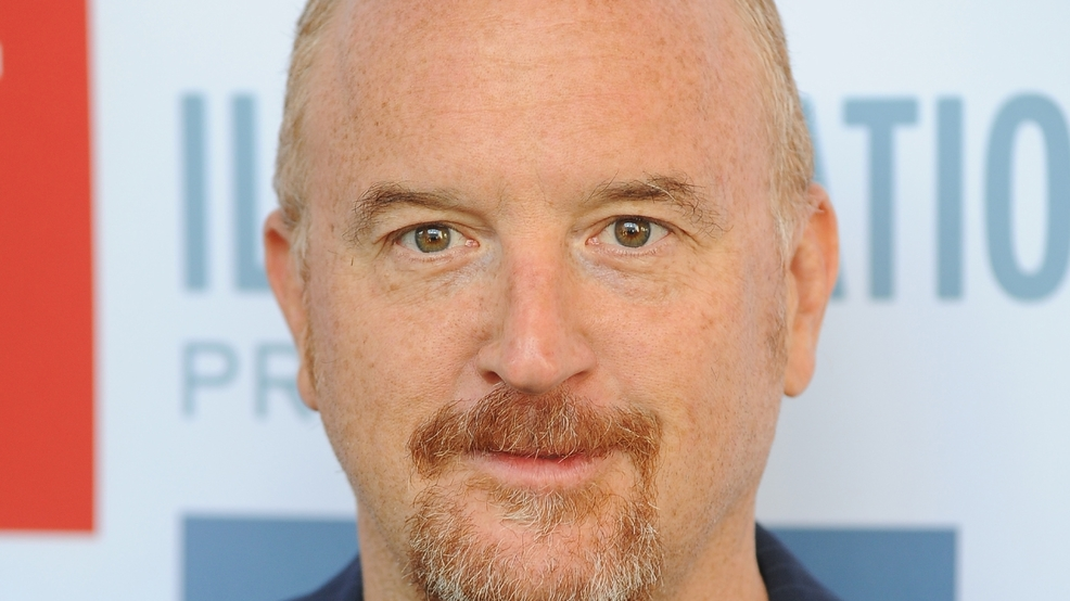 Louis C.K.'s comedy comeback effort attracts protests