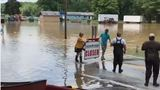 Historic White's Ferry, last remaining ferry across the Potomac, shut down by flooding