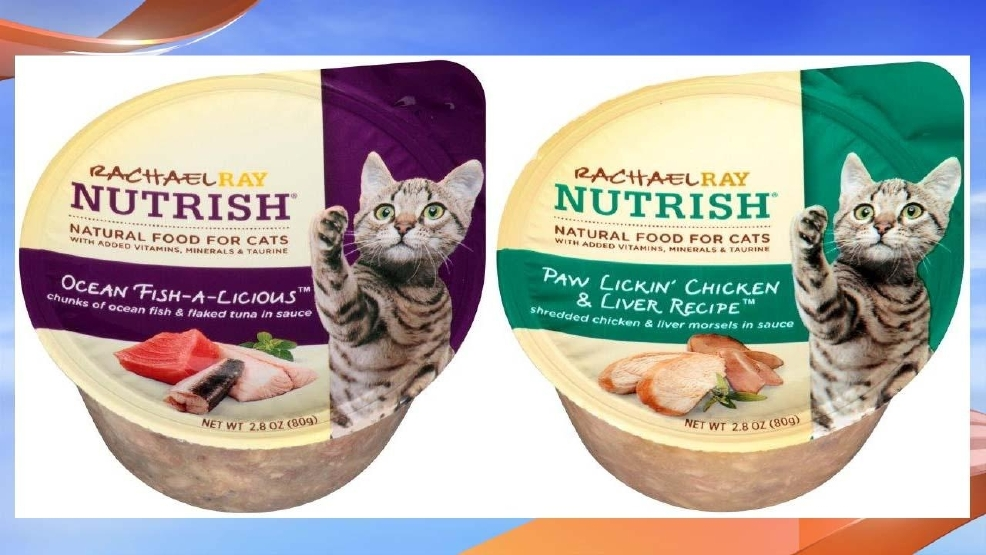 Rachael Ray Pet Food Cats