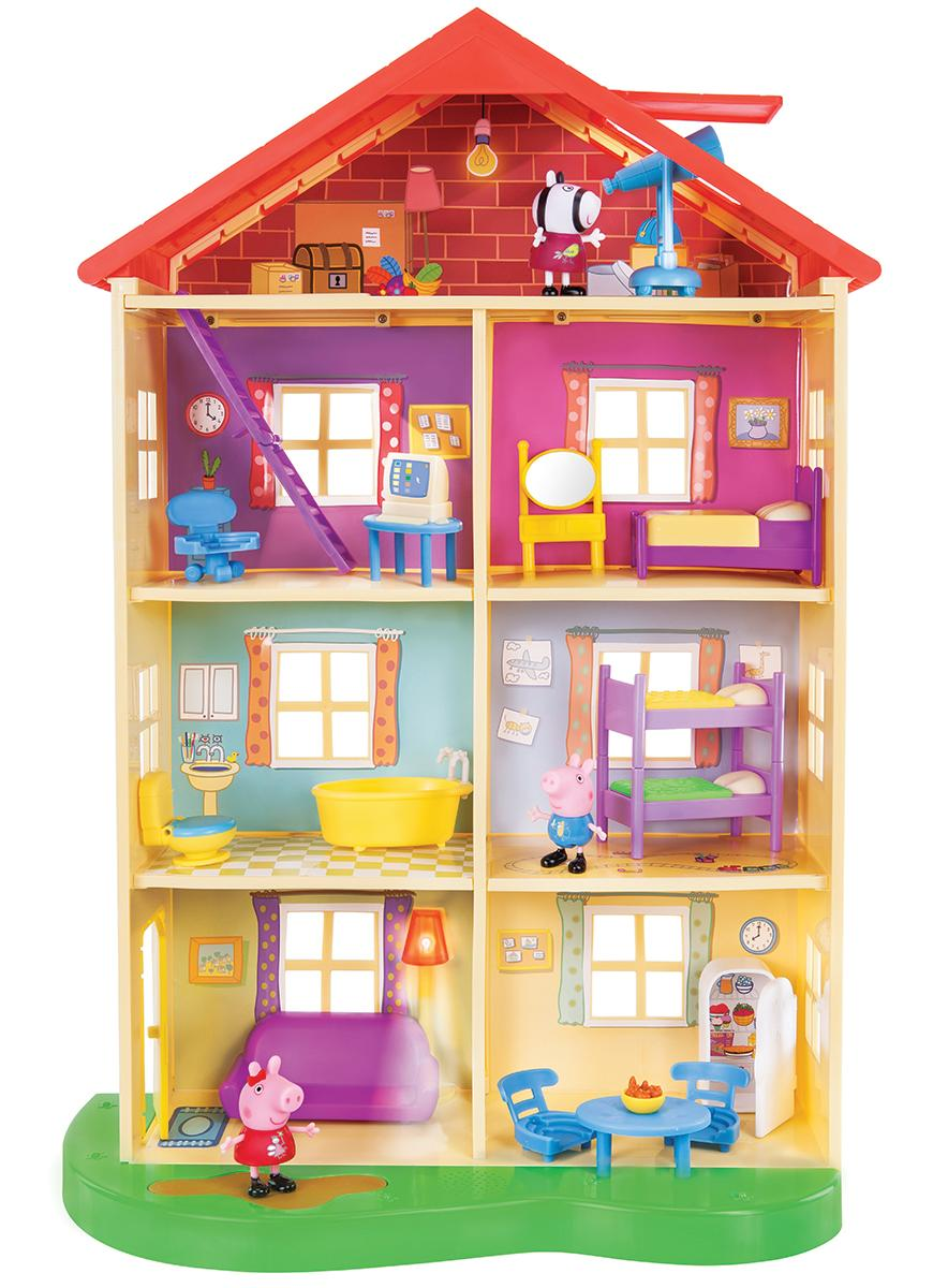 Peppa Pig Lights and Sounds Family Home/Photo courtesy of the Toy Insider