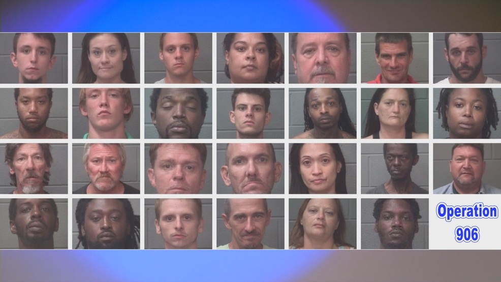 'Operation 906' ends in multiple Onslow County arrests | WCTI