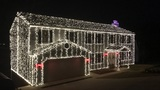 Charleston family decks out home with more than 25,000 Christmas lights