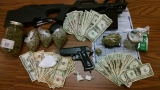 PHOTOS: Various drugs seized during Washington County drug bust, two men arrested