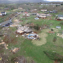 NWS: EF-3 tornado path length extended, separate EF-0 tornado touched down in Amherst Co.