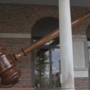 World's largest gavel displayed in Illinois