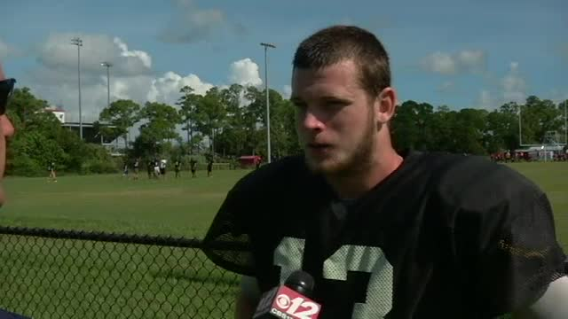 1 ON 1: South Fork's Blake Lucky