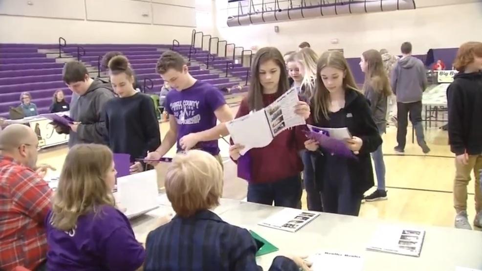 Huntington Students Simulate Real Life Scenarios In New Program Wchs