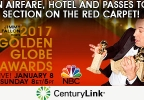 Golden Globes Giveaway Rules