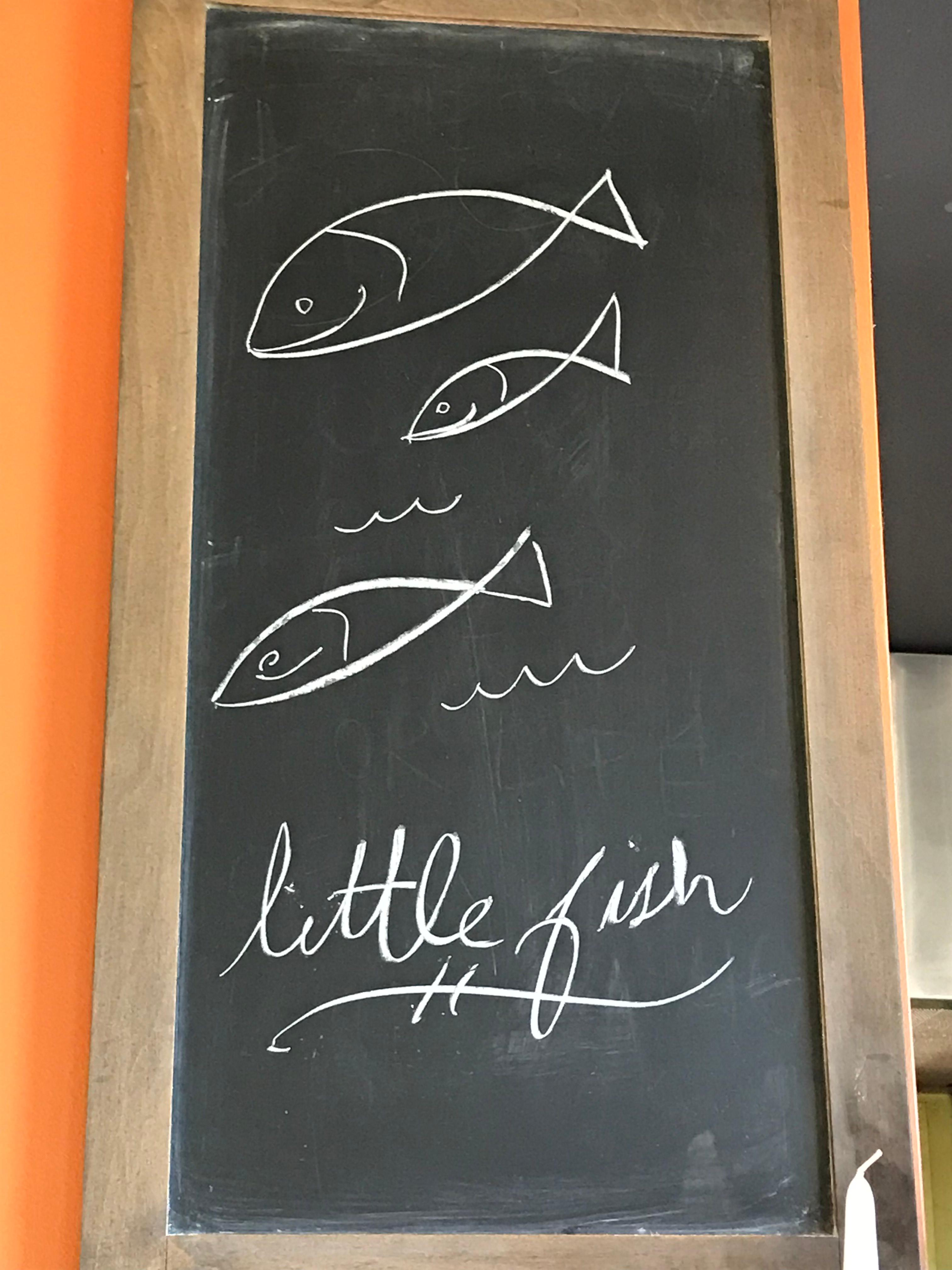Little Fish at Cicchetti. (Image: Frank Guanco)