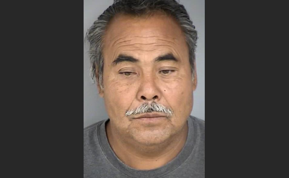 Agustin Ramirez-Rodriguez, 54, a youth soccer coach accused of inappropriately touching a 15-year-old player (NLVPD/KSNV)